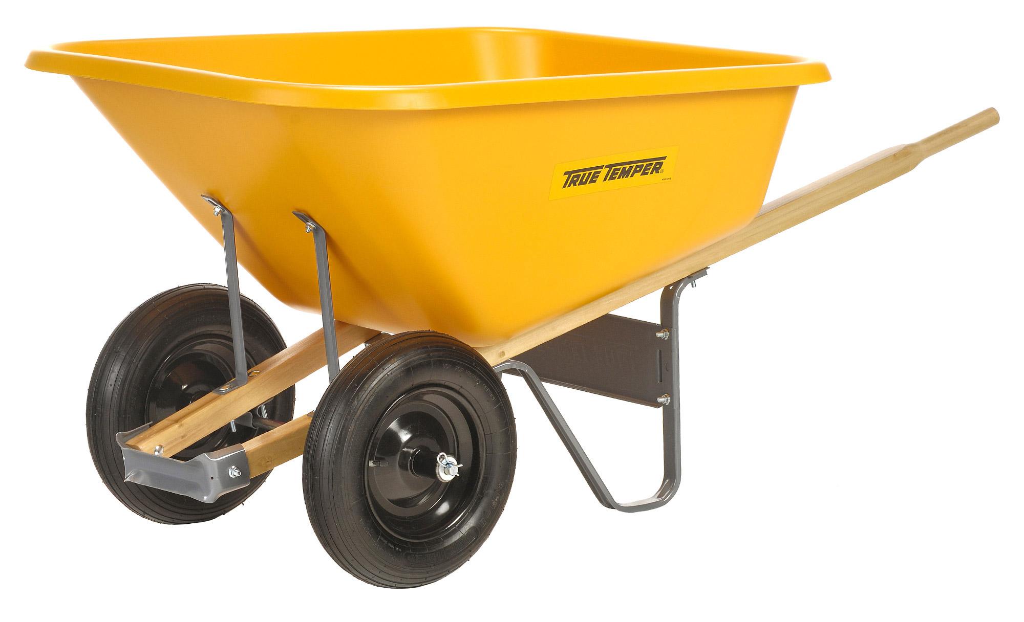 Wheelbarrow Poly Tray 8 Cu Ft Tools