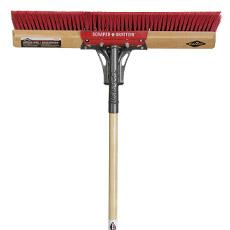 Push Brooms Heavy Duty Industrial Grade Garant 174